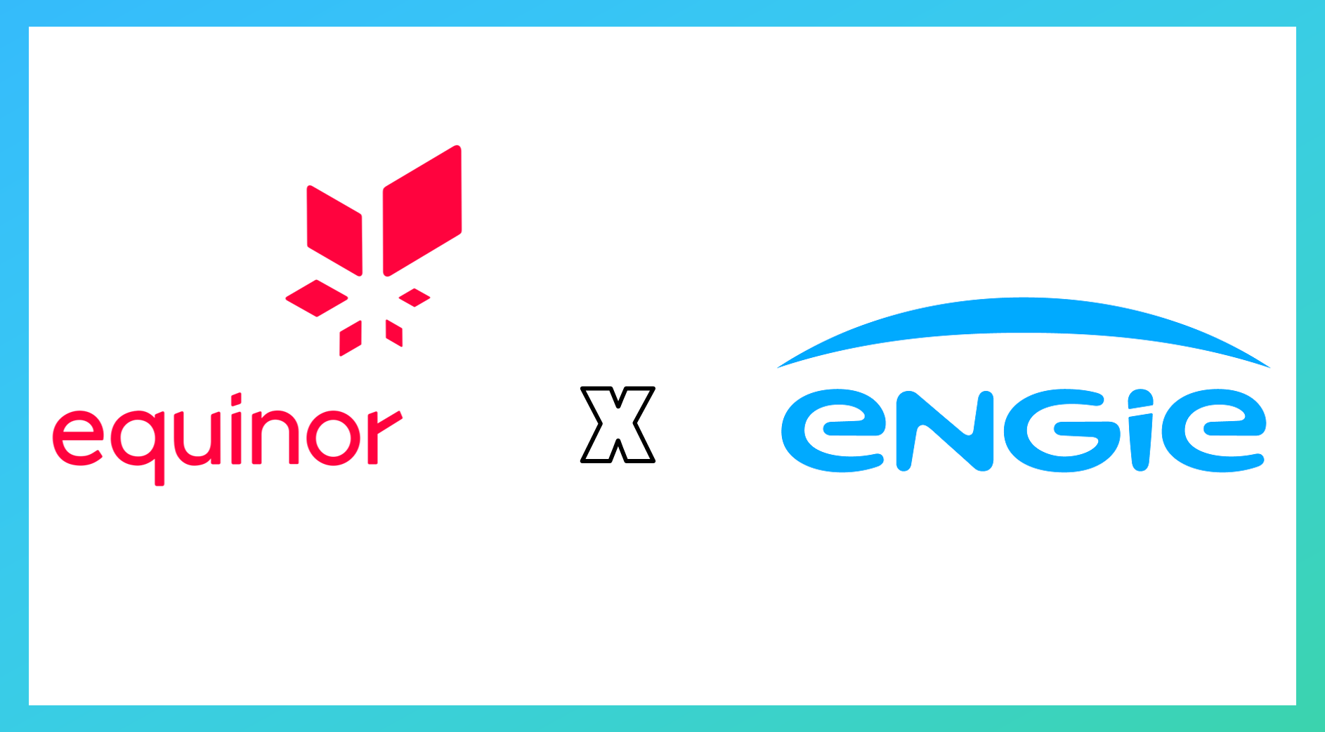 ENGIE x Equinor for blue hydrogen