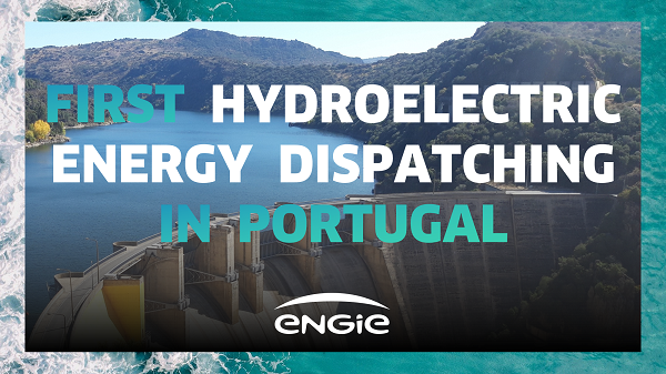ENGIE x Movhera - First hydroelectric energy dispatching in portugal