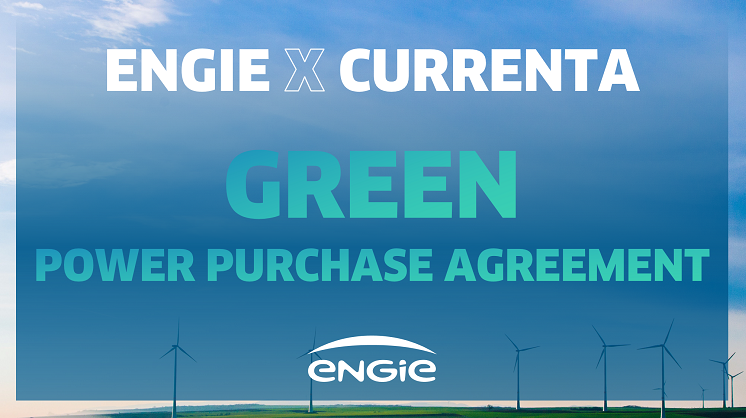 ENGIE x Currenta - Power Purchase Agreement PPA